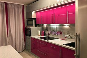 Современные кухни - фото - 9178