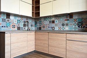 Кухни с фасадами из ДСП - фото - 9191