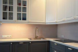 Серые кухни - фото - 9197