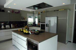 Серые кухни - фото - 9975