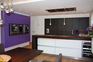 Фиолетовая и сиреневая мебель - фото - 9995