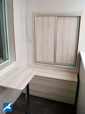 Мебель для лоджии - фото - 5790