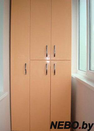Оранжевая мебель - фото - 5734