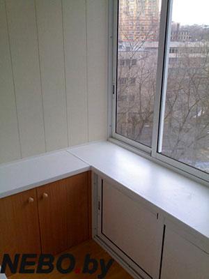 Мебель для лоджии - фото - 5738
