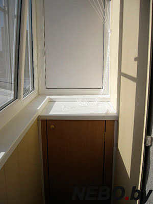 Мебель для лоджии - фото - 5739