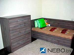 Детская мебель цвета венге - фото - 5034