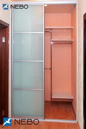 Гардеробные комнаты - фото - 5901