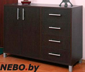 Черная мебель - фото - 5923