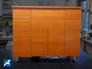 Оранжевые комоды - фото - 5958
