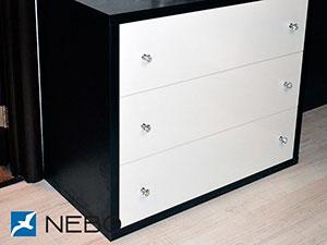 Белая мебель - фото - 5968