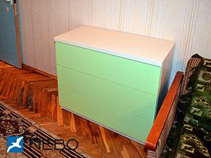 Зеленые и салатовые комоды - фото - 5969