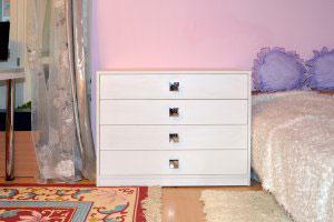 Белые комоды - фото - 6006