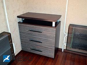Коричневая мебель - фото - 5980