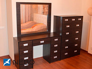 Коричневая мебель - фото - 5983