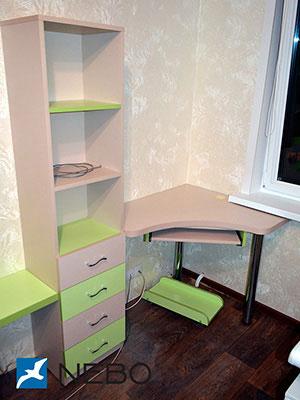 Зеленая и салатовая мебель - фото - 4778