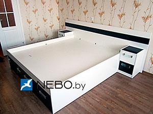 Двуспальные кровати - фото - 4918