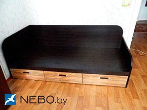 Односпальные кровати - фото - 4919