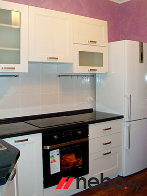 Кухни из пленочного МДФ - фото - 3699