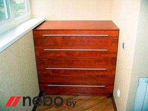Красная мебель - фото - 5742
