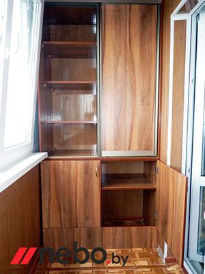 Мебель для лоджии - фото - 5744