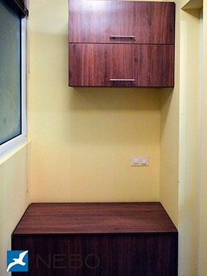 Мебель для лоджии - фото - 5767