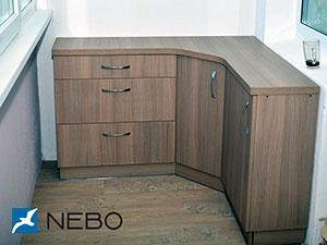 Мебель для лоджии - фото - 5775