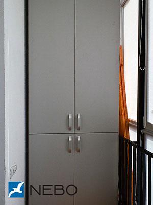 Мебель для лоджии - фото - 5777
