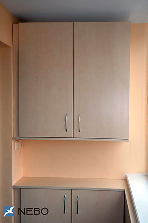 Мебель для лоджии - фото - 5800