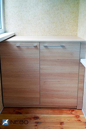 Мебель для лоджии - фото - 5803