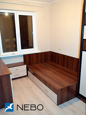 Односпальные кровати - фото - 4945