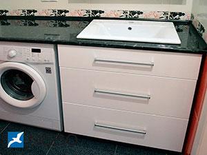 Мебель для ванной - фото - 5269