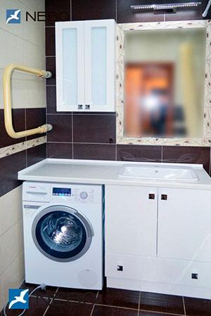 Шкафы навесные для ванной - 5315