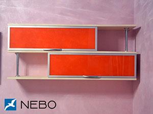 Красная мебель - фото - 6201
