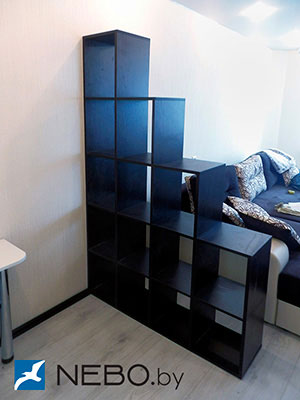 Черная мебель - фото - 6069