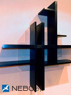 Черная мебель - фото - 6082