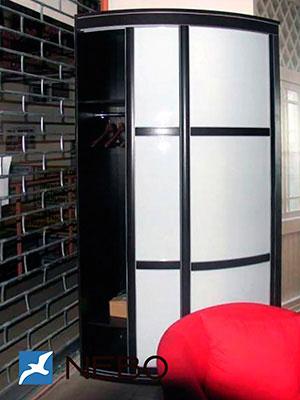 Шкафы-купе из пластика - фото - 4212