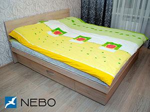 Бежевые кровати и спальни - фото - 4929