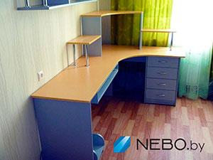 Синяя и голубая мебель - фото - 4559