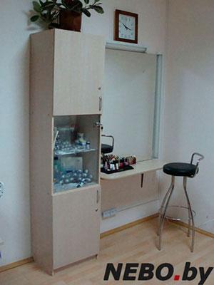 Туалетный столик с зеркалом - фото - 5810