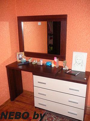Туалетный столик с зеркалом - фото - 5813