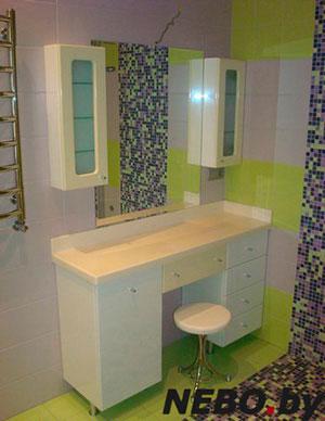 Туалетный столик с зеркалом - фото - 5816