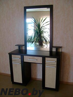 Туалетный столик с зеркалом - фото - 5817