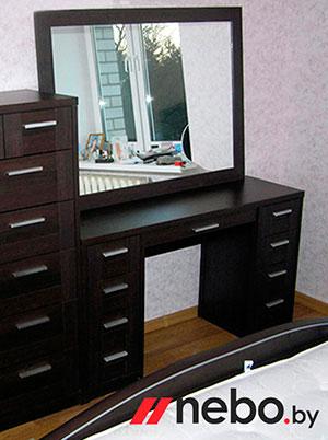 Туалетный столик с зеркалом - фото - 5818