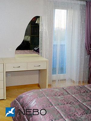 Туалетный столик с зеркалом - фото - 5836