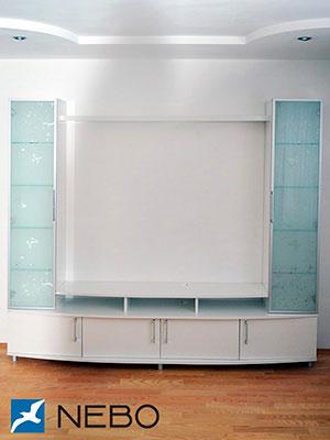 Горки, мебельные стенки - фото - 5638