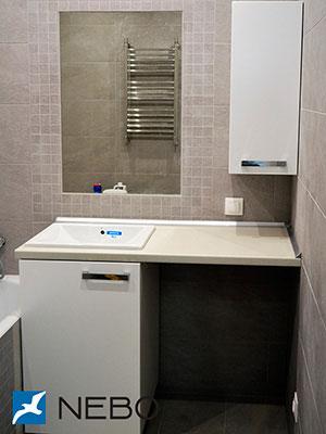 Шкафы навесные для ванной - 5306