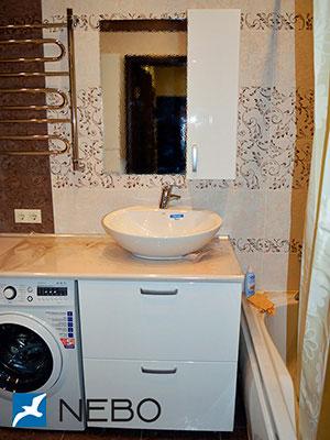Шкафы навесные для ванной - 5299