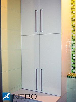 Пеналы для ванной - 5254