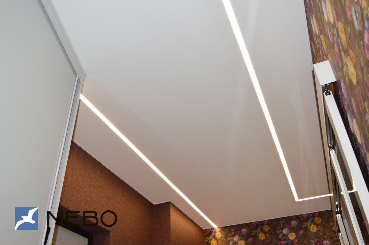 Натяжные потолки - арт. 37848