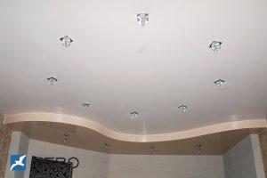 Китайские натяжные потолки - 11504